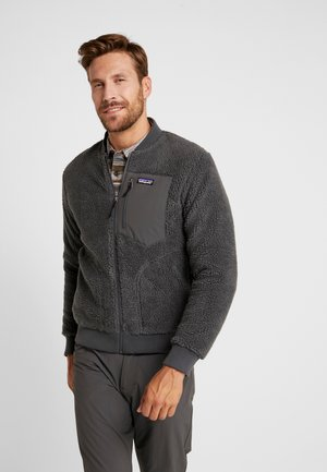 RETRO BOMBER - Giacca invernale - forge grey