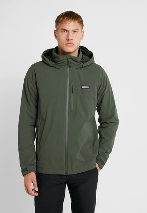 QUANDARY - Giacca outdoor - alder green