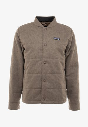 BOMBER - Outdoorjacka - bristle brown