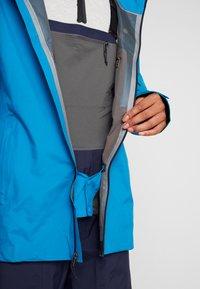 Patagonia - SNOWDRIFTER - Ski jacket - balkan blue - 5