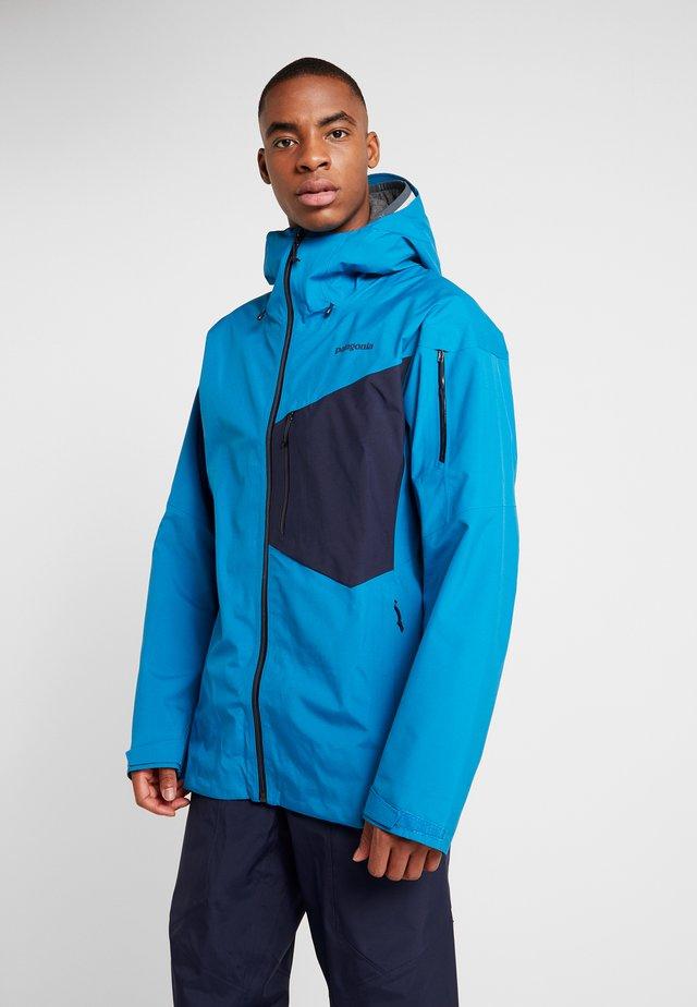 SNOWDRIFTER - Lyžařská bunda - balkan blue
