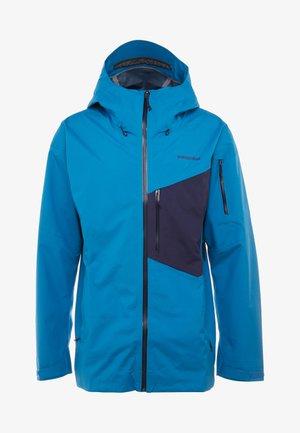 SNOWDRIFTER - Giacca da sci - balkan blue