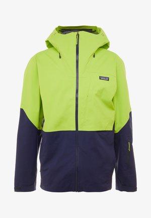 UNTRACKED - Ski jas - peppergrass green