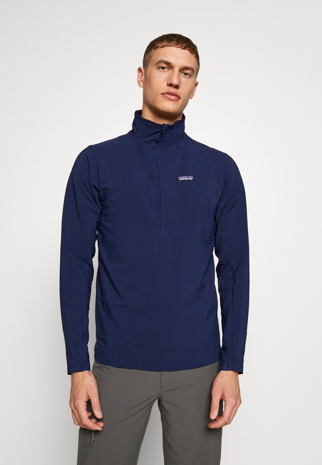 TECHFACE - Soft shell jacket - classic navy