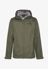 Patagonia - TORRENTSHELL - Hardshell jacket - industrial green - 6