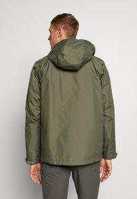 Patagonia - TORRENTSHELL - Hardshell jacket - industrial green - 2