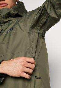 Patagonia - TORRENTSHELL - Hardshell jacket - industrial green - 4