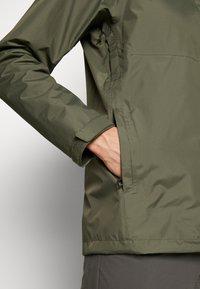Patagonia - TORRENTSHELL - Hardshell jacket - industrial green - 7