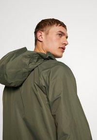Patagonia - TORRENTSHELL - Hardshell jacket - industrial green - 3