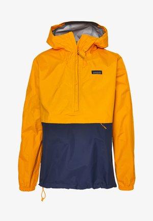 TORRENTSHELL - Hardshell jacket - mango