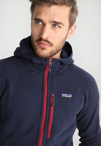 Patagonia - PERFORMANCE BETTER  - Giacca in pile - navy blue - 3