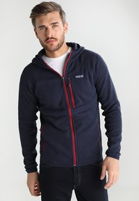 Patagonia - PERFORMANCE BETTER  - Giacca in pile - navy blue - 0