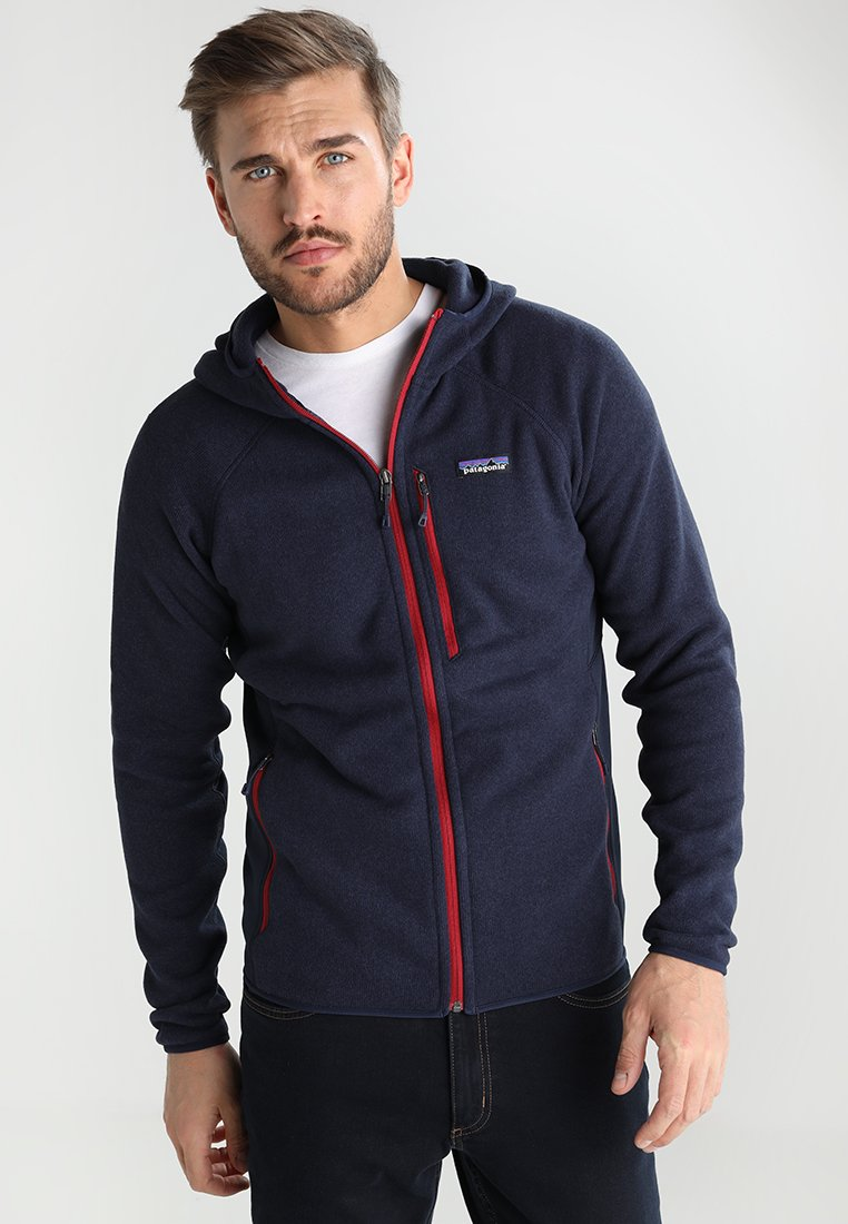 Patagonia - PERFORMANCE BETTER  - Giacca in pile - navy blue