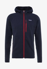 Patagonia - PERFORMANCE BETTER  - Giacca in pile - navy blue - 5
