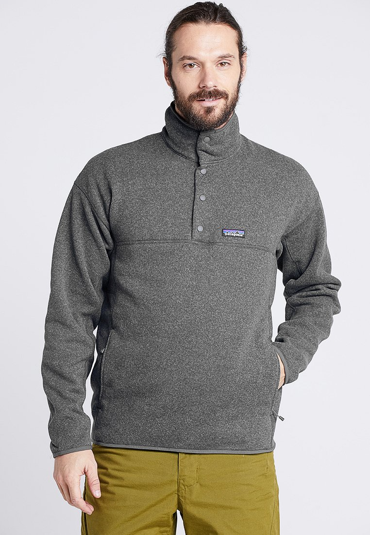 Patagonia - BETTER MARSUPIAL - Fleecepullover - forge grey