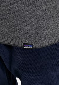 Patagonia - CAP AIR CREW - Jumper - forge grey/feather grey - 3