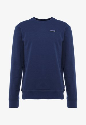 LABEL UPRISAL CREW  - Sweatshirts - classic navy
