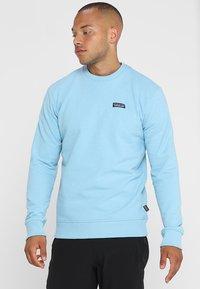 Patagonia - LABEL UPRISAL CREW  - Sweater - break up blue - 0