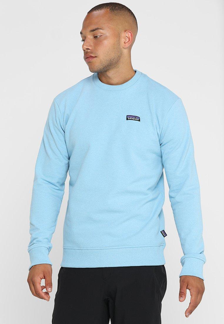 Patagonia - LABEL UPRISAL CREW  - Sweater - break up blue