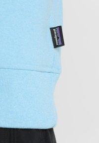 Patagonia - LABEL UPRISAL CREW  - Sweater - break up blue - 3