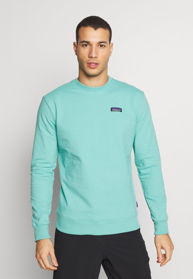 LABEL UPRISAL CREW  - Sweatshirt - light beryl green