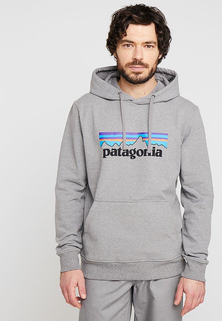 Patagonia - LOGO UPRISAL HOODY - Hættetrøjer - grey
