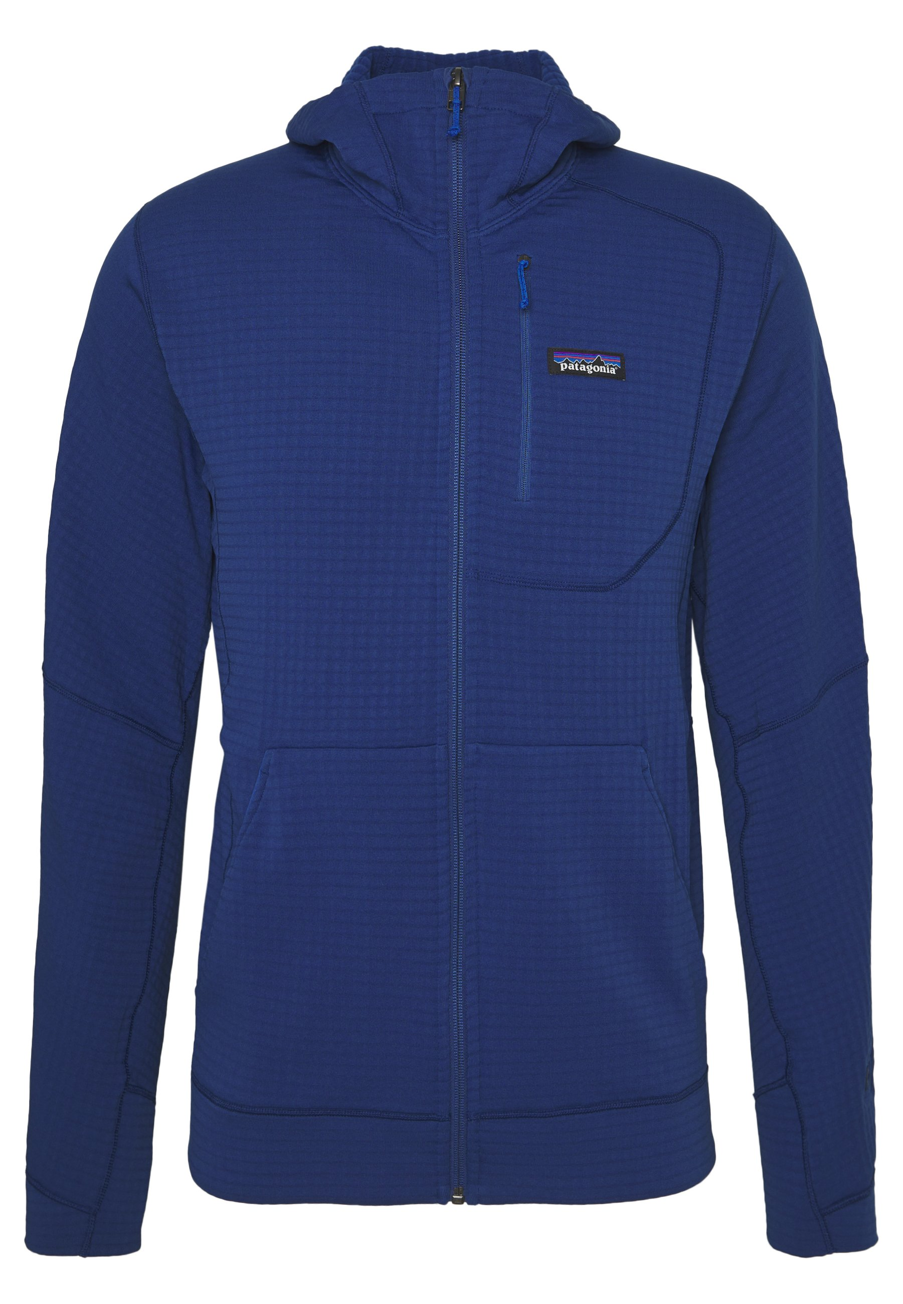 Patagonia Hoody - Veste Polaire Superior Blue f7lQxKU