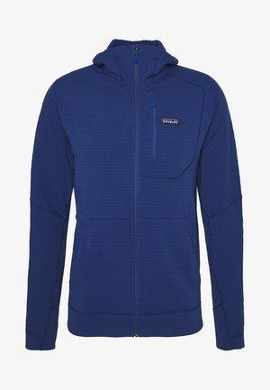 HOODY - Fleecejacke - superior blue