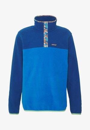 MICRO SNAP - Forro polar - bayou blue