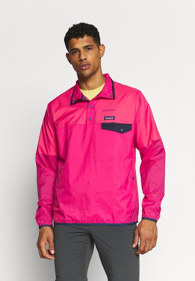 SNAP - Tuulitakki - ultra pink