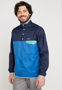 Patagonia - SNAP - Veste coupe-vent - port blue - 0