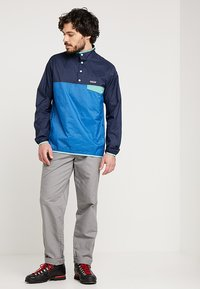 Patagonia - SNAP - Veste coupe-vent - port blue - 1