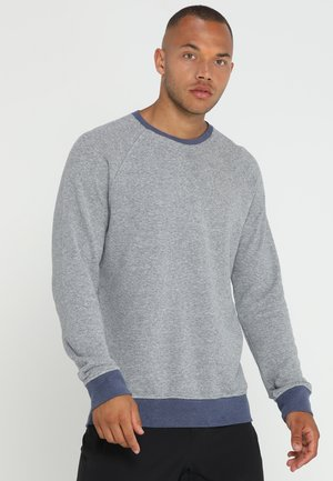 TRAIL HARBOR CREWNECK - Sweatshirt - dolomite blue