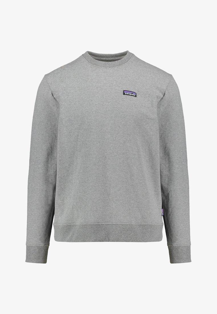 Patagonia - LABEL UPRISAL - Sweatshirts - grey