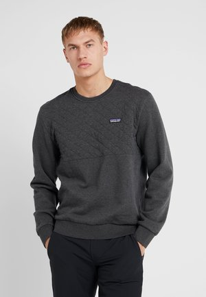 QUILT CREWNECK  - Sweatshirt - forge grey