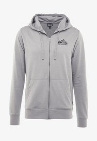 Patagonia - FITZ ROY SCOPE FULL ZIP HOODY - Felpa aperta - feather grey - 5