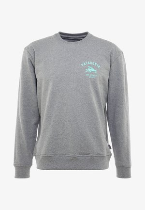 SURF ACTIVISTS UPRISAL CREW  - Bluza - gravel heather
