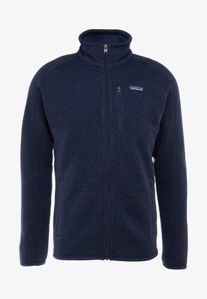 BETTER - Fleece jacket - neo navy