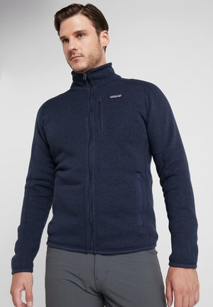 BETTER - Fleece jacket - neo navy