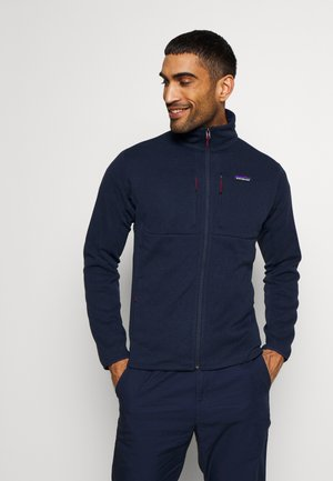 BETTER SWEATER - Fleece jacket - new navy