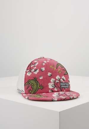 DUCKBILL TRUCKER HAT - Cap - ultra pink/white