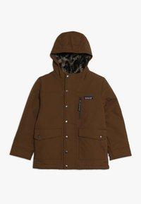 Patagonia - BOYS INFURNO JACKET - Winter jacket - owl brown - 0