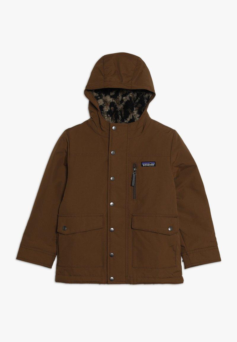 Patagonia - BOYS INFURNO JACKET - Winter jacket - owl brown