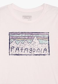 Patagonia - GIRLS GRAPHIC - Top s dlouhým rukávem - prima pink - 4