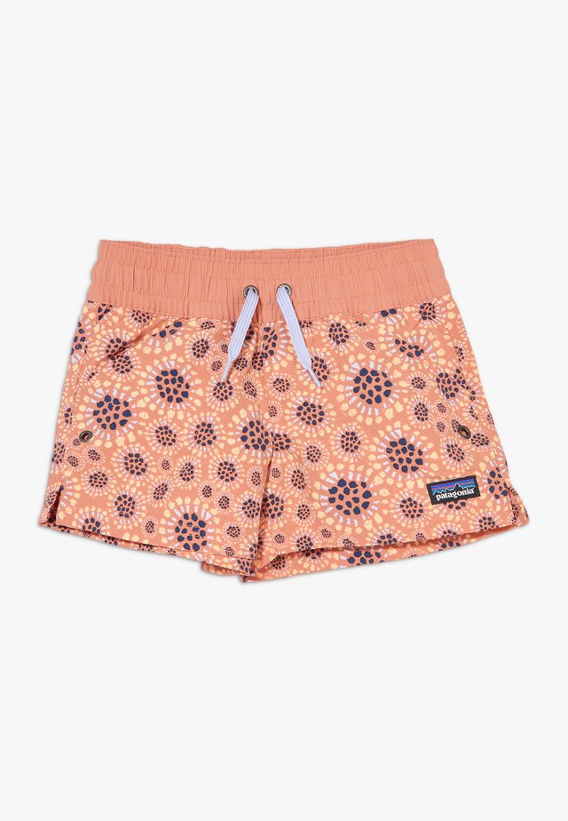 GIRLS COSTA RICA BAGGIES - Sports shorts - mellow melon