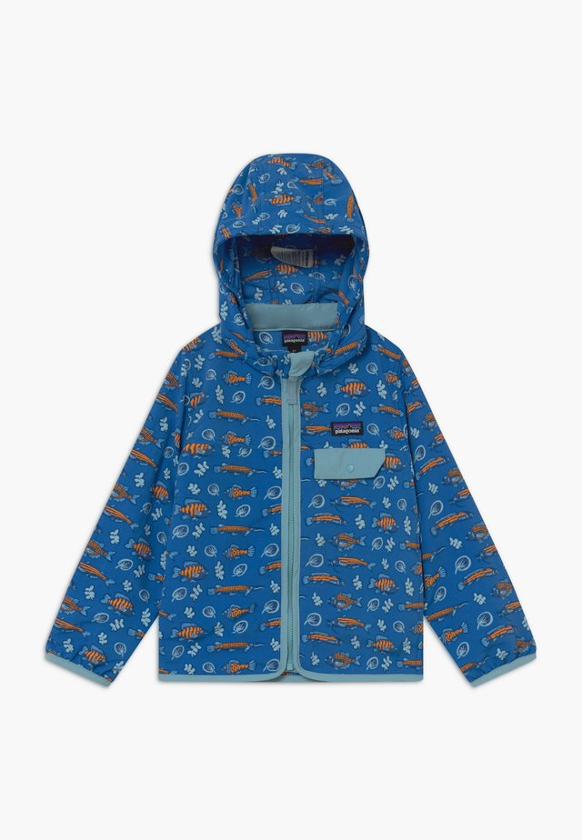 BABY BAGGIES  - Windbreaker - bayou blue