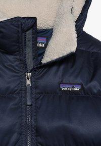 Patagonia - GIRLS - Winter coat - neo navy - 4