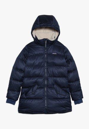 GIRLS - Zimní kabát - neo navy