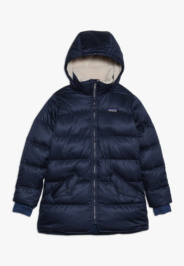 GIRLS - Winter coat - neo navy