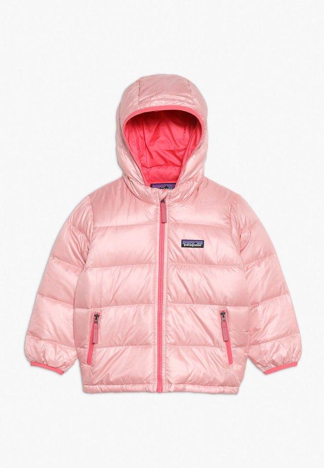 BABY HOODY - Dunjacka - rosebud pink